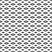Vector seamless pattern of rhombuses.