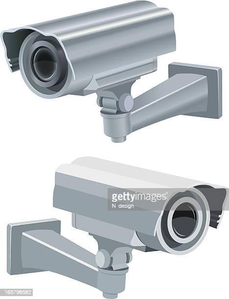 Vector security camera