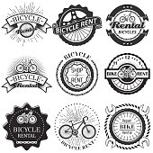 Free download of Bike Sticker vector graphics and illustrations