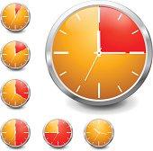 Vector shiny timer