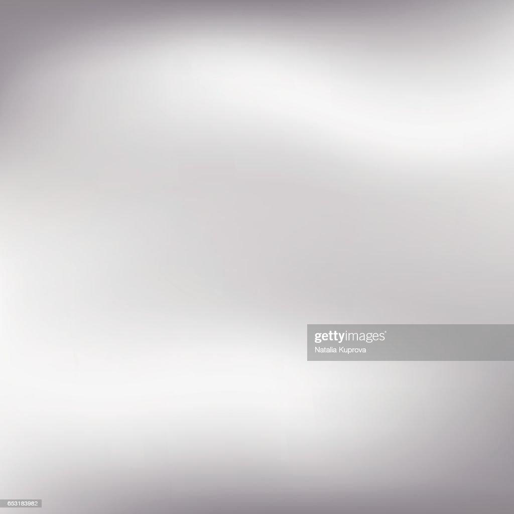 vektorsilber verschwommen verlaufsart hintergrund abstrakte glatte