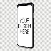 Vector Smart Phone Template