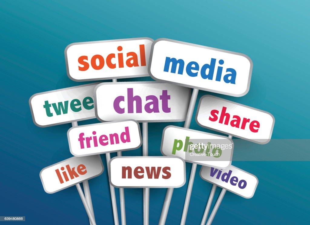 Vector Social Media Banners