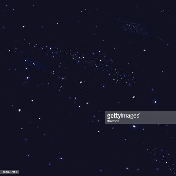 Vector Star Background