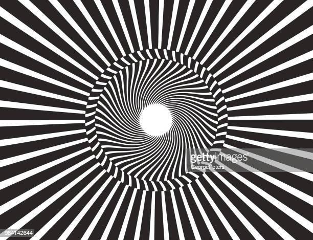 Vector starburst halftone pattern background