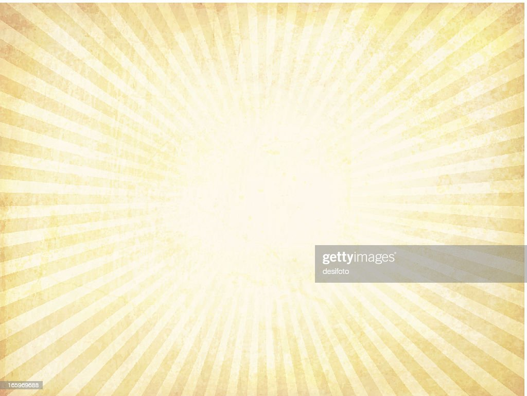 Vektor-Grunge-Sunburst Hintergrund : Stock-Illustration