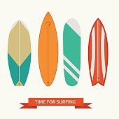 Vector Surfboard Collection