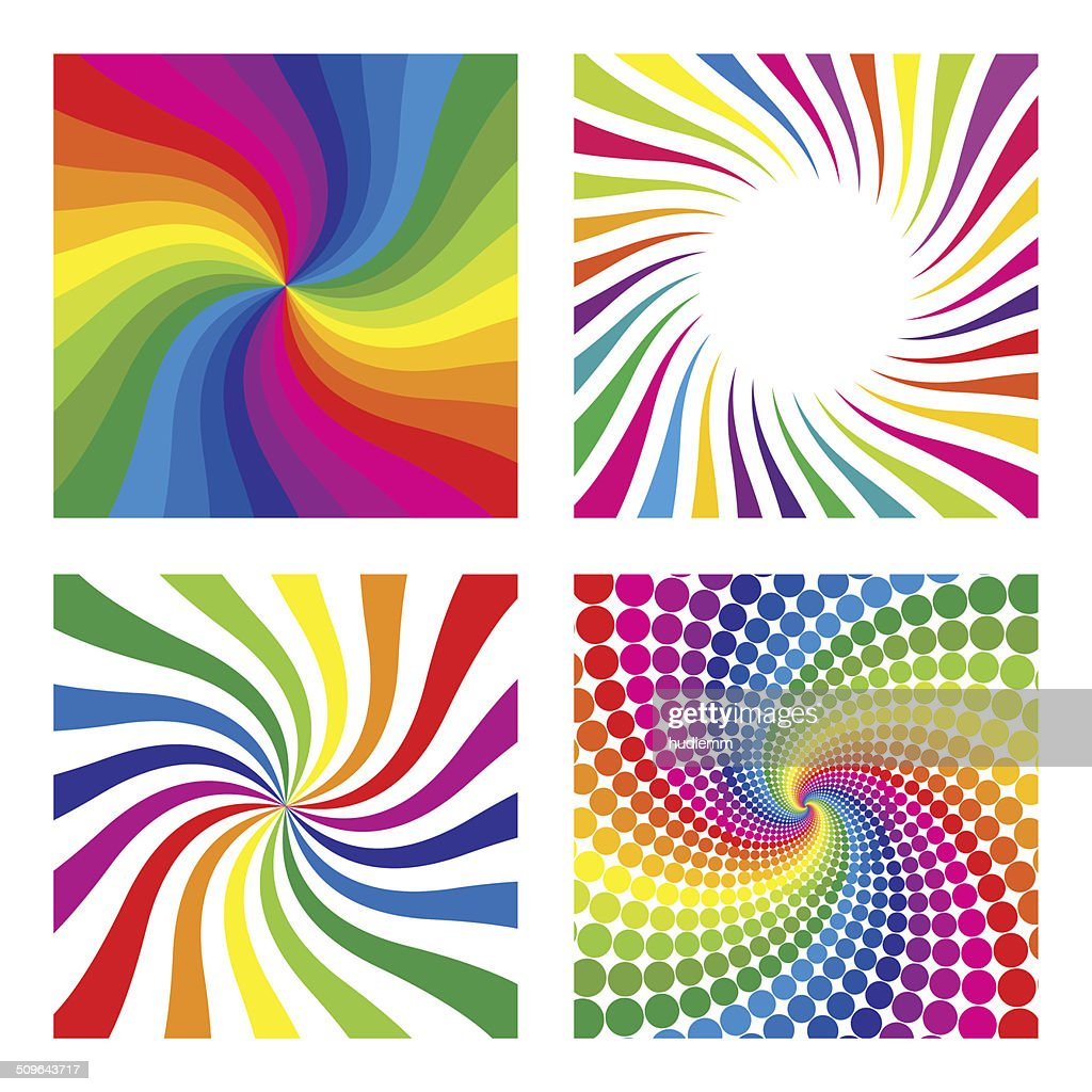 Vektor swirl Muster Hintergrund : Stock-Illustration