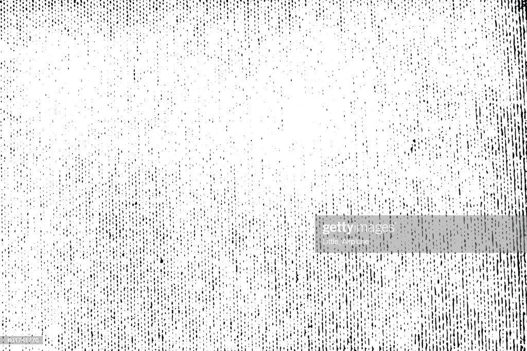 Vector textile pattern. Black and white canvas pattern for your design