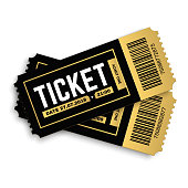 Vector tickets.