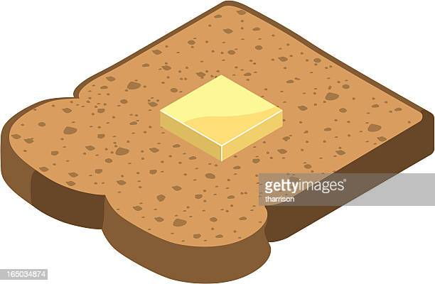 vector toast - toast bread stock illustrations, clip art, cartoons, & icons