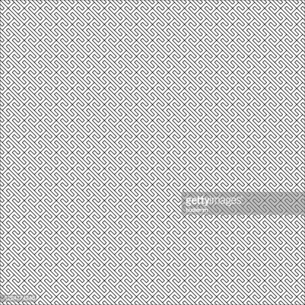 ベクトルビネットパターンの背景 - 中国文化点のイラスト素材/クリップアート素材/マンガ素材/アイコン素材