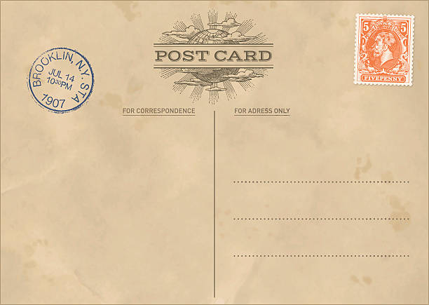 Free old postcard images pictures and royalty free stock photos vector vintage postcard template pronofoot35fo Image collections