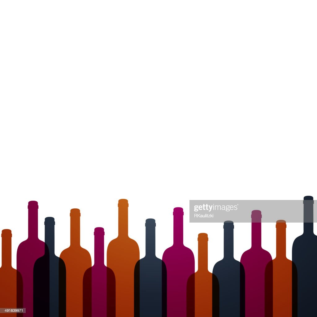 Vector Wine Background