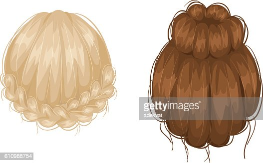 haircuts from the back view vector hairstyle back view vector thinkstock 5236