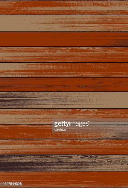 vector  wood  plank textured  background - floorboard stock illustrations, clip art, cartoons, & icons