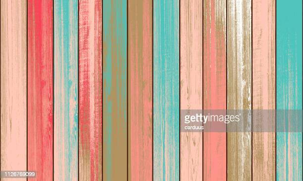 vector  wood  textured  background - wood material stock illustrations
