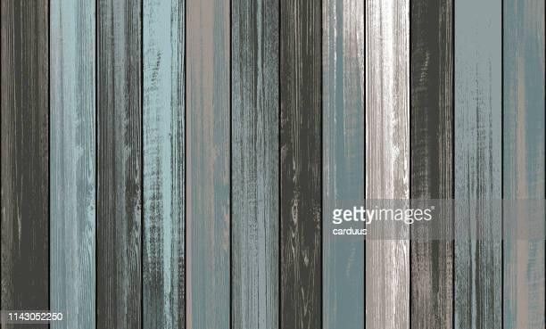 vector  wood  textured  background - floorboard stock illustrations, clip art, cartoons, & icons