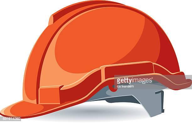 Vector worker helmet
