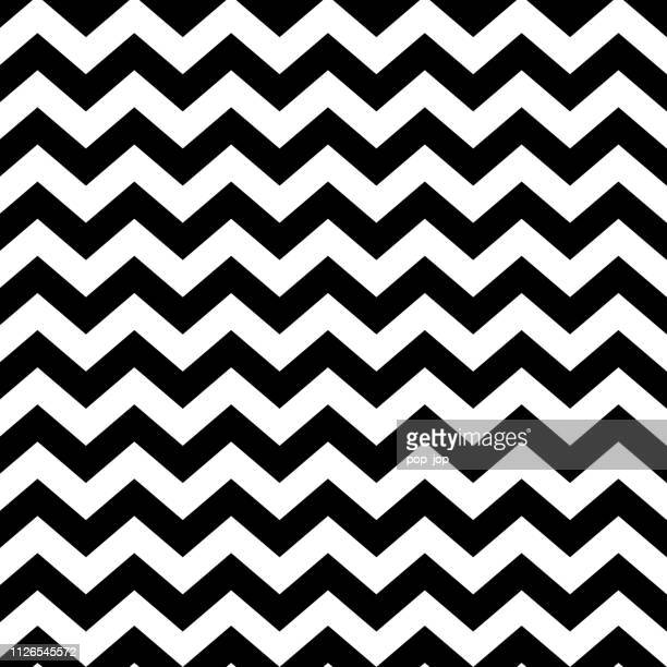 vector zigzag seamless striped pattern - minimalistic design. linear background - animal body part stock illustrations