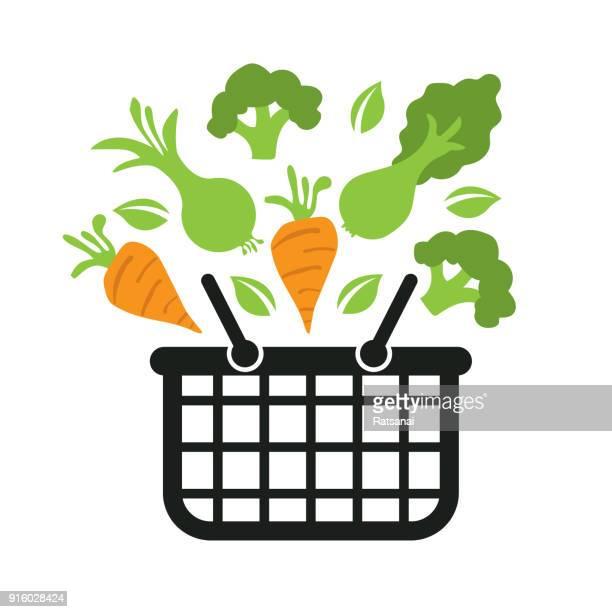 vegan shopping