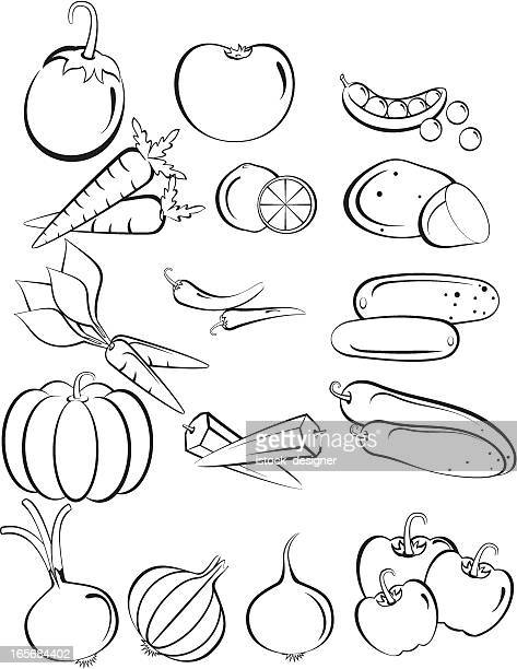 vegetable clipart icon - onion stock illustrations, clip art, cartoons, & icons