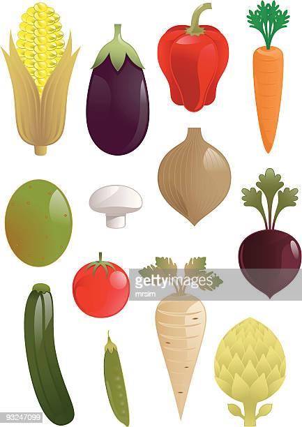 vegetable illustrations - parsnip stock illustrations, clip art, cartoons, & icons