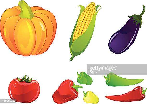 vegetable - husk stock illustrations, clip art, cartoons, & icons