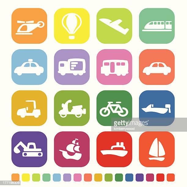 vehicle icon - sedan stock illustrations, clip art, cartoons, & icons