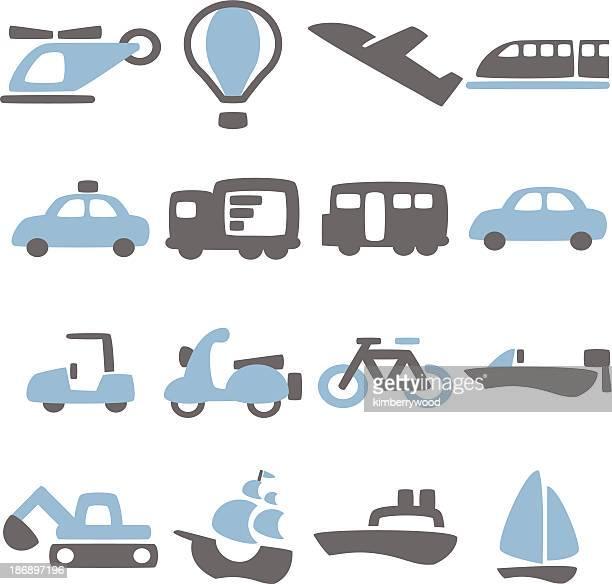 Icône de véhicule