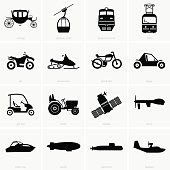 Vehicles and transportation