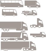 vehicles silhouette2