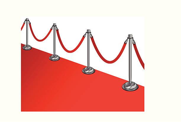 Velvet Rope on Red Carpet