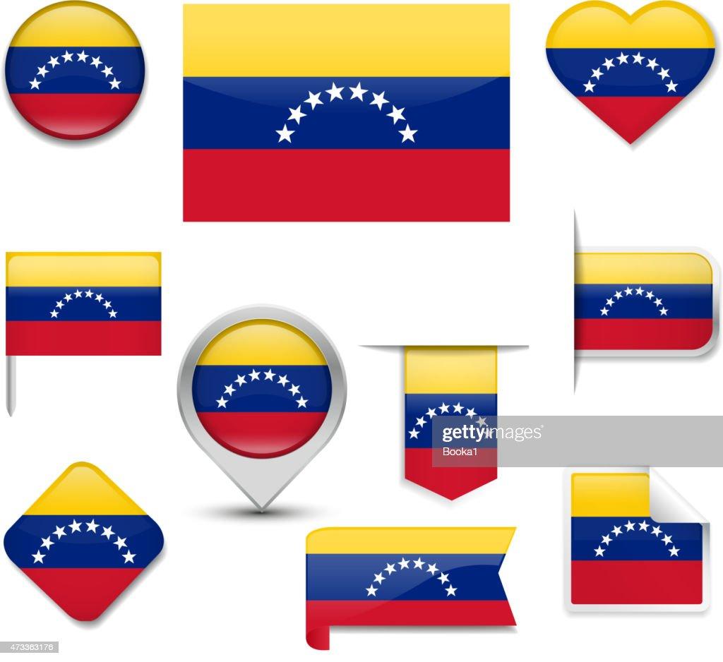 Venezuela Flag Collection