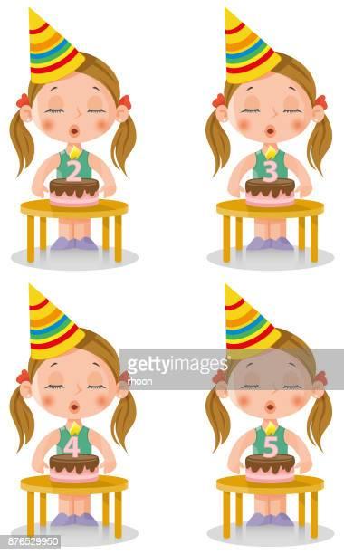 Verjaardag meisje