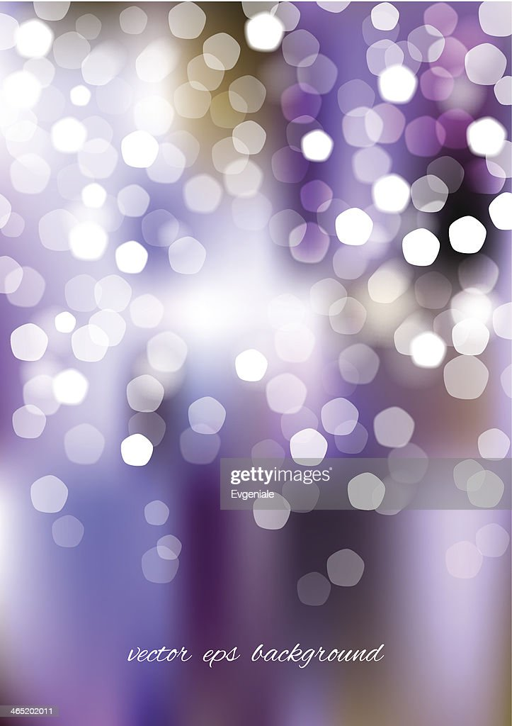 Vertical colorful blurred background with graphic elements.