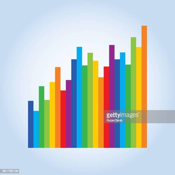 Vertical Rainbow Graph