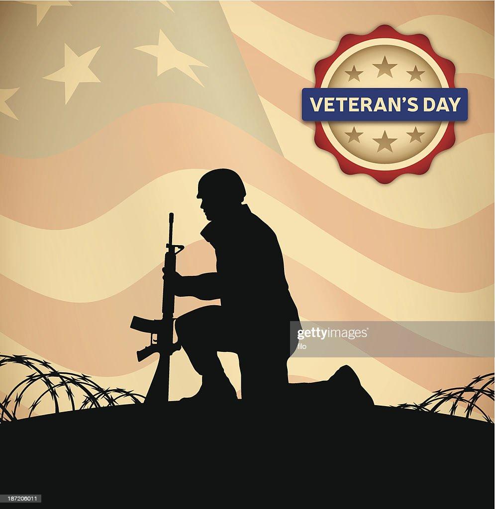 Veterans Day : Vector Art