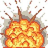 vextor pixel art cartoon