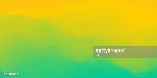 vibrant abstract background - yellow background stock illustrations