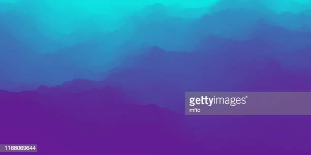 illustrazioni stock, clip art, cartoni animati e icone di tendenza di vibrant vector background - sfocato
