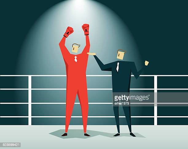 Victory ,Boxing, Challenge, Boxing Ring, Success