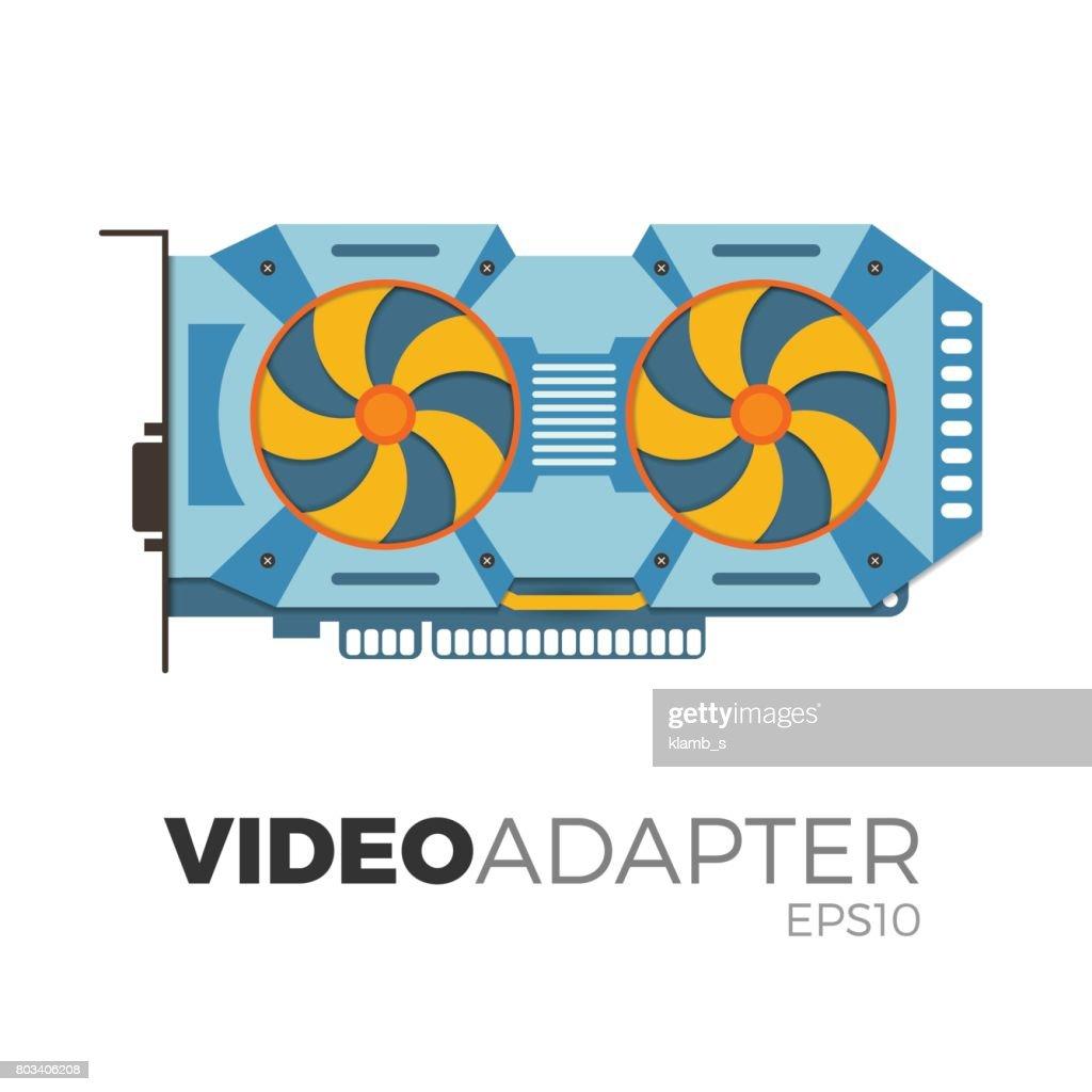 Video card vector