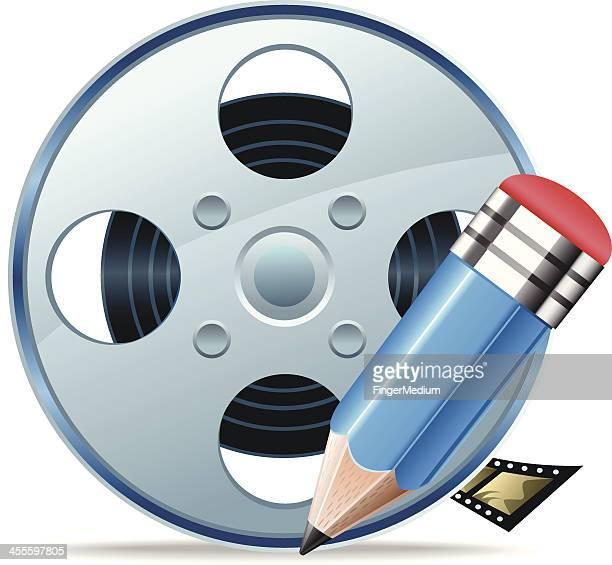video editing - video editing stock illustrations, clip art, cartoons, & icons