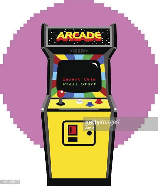 Video Game Arcade Cabinet