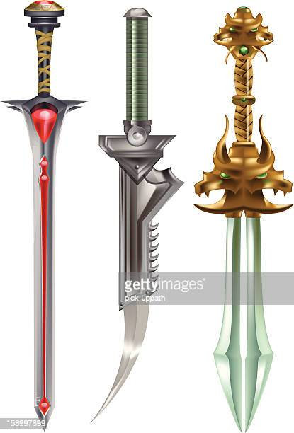 Video Game Swords