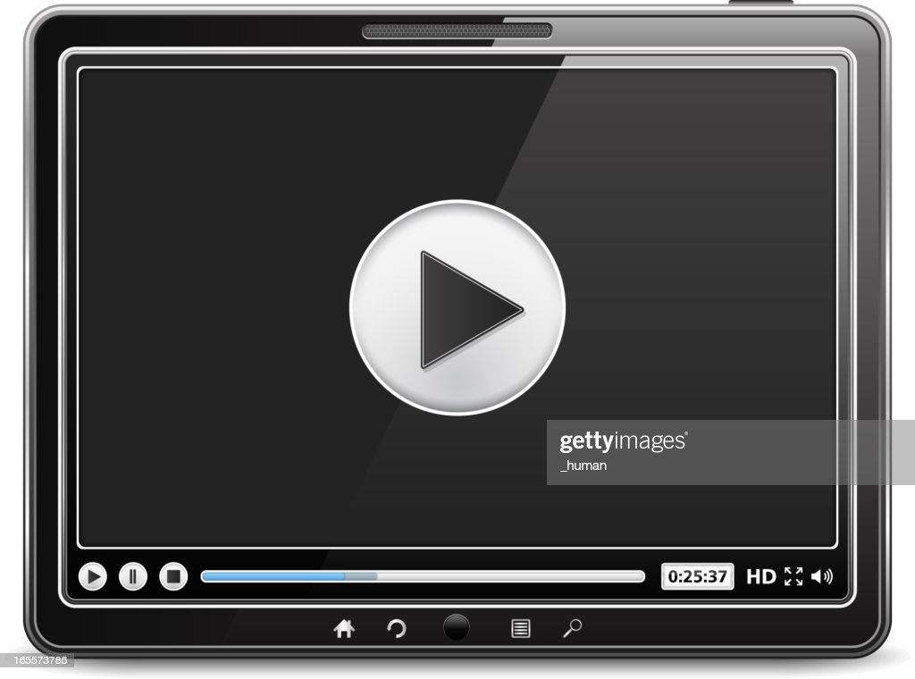 Video Player in Tablet PC