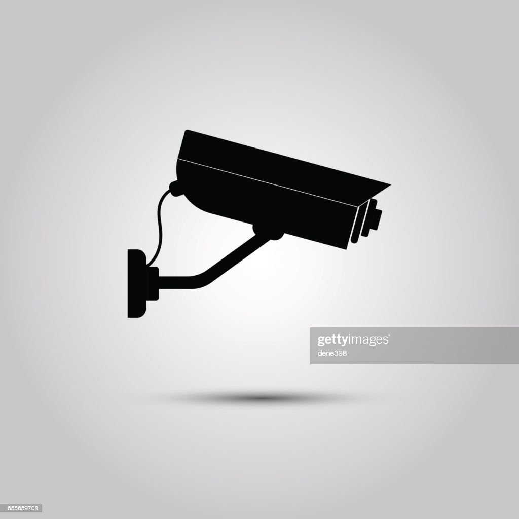 video surveillance icon