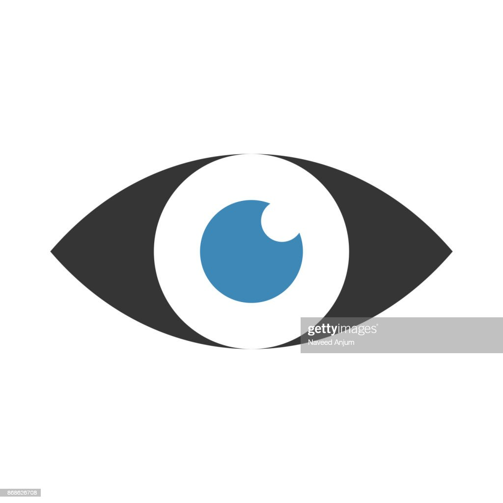 view thin line vector icon