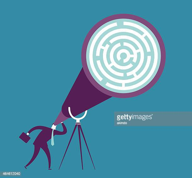 view - looking at view stock illustrations, clip art, cartoons, & icons